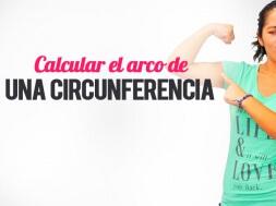 arco de una circunferencia