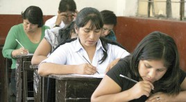 Examen para la nueva escala magisterial será en enero del 2014